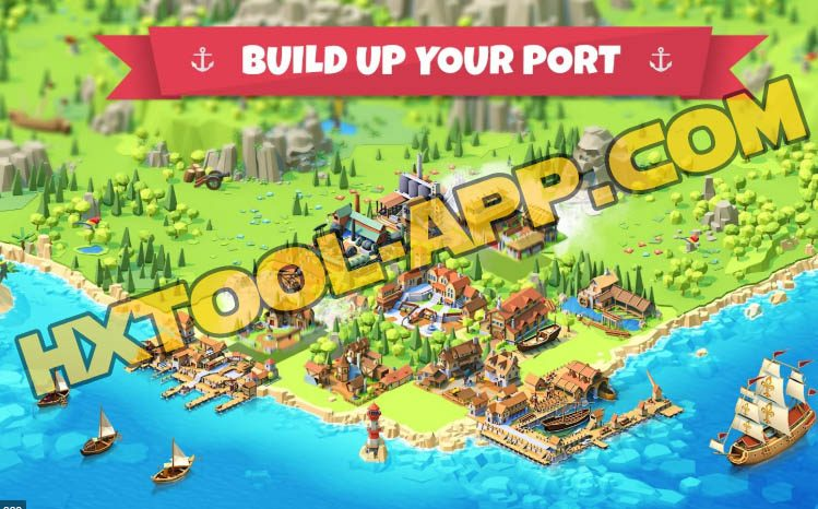 Seaport Game Hacks, Scripts, Tools and Cheats for iOS / Android
