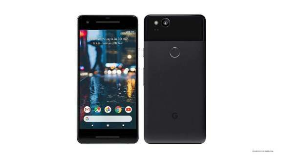 Can the Pixel 2 cost wirelessly?