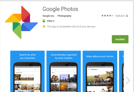 Just how to count pictures in Google Photos and also various other picture methods