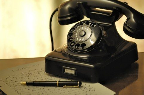Can you inform if your phone call is being moved?