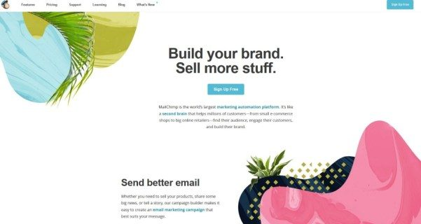 5 Nice Mailchimp E mail Advertising and marketing Choices