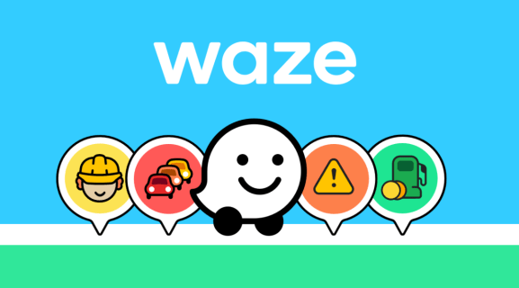 See somebody on Waze