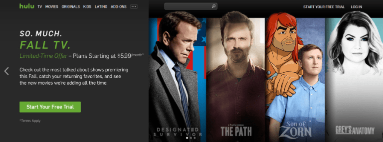 Just how to terminate your Hulu And also registration