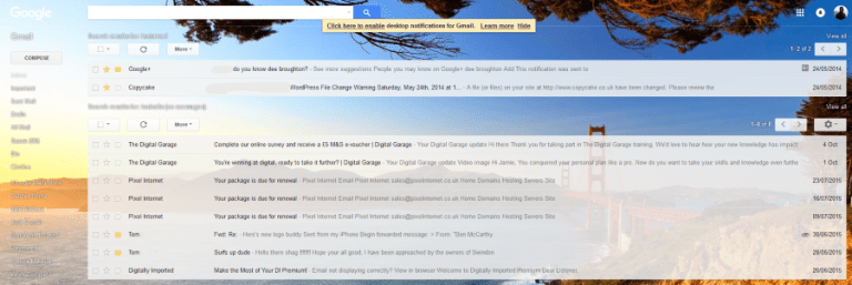 Exactly how to transform your Gmail password