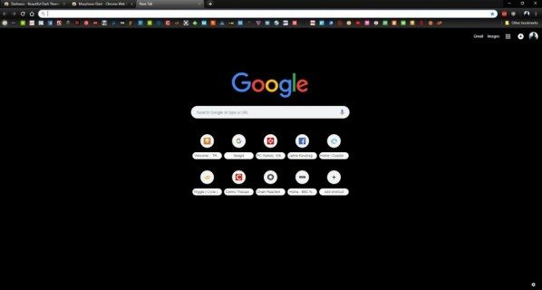 Exactly how to make it possible for Chrome dark setting
