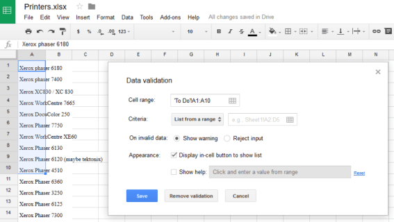 Just how to produce a drop-down checklist in Google Pages