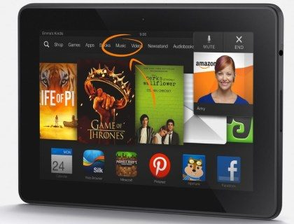 Exactly how to make Kindle Fire kid-friendly