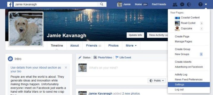 Just how to completely remove your Facebook account