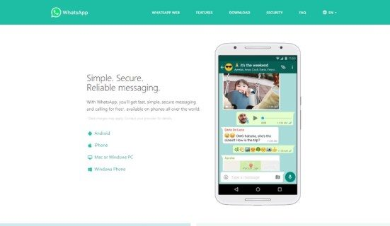 Just how to inspect WhatsApp without utilizing a telephone number