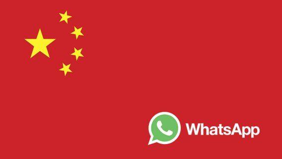 Is WhatsApp prohibited in China? – Autotak