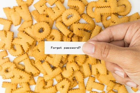 Exactly how to reset password in Line Conversation application