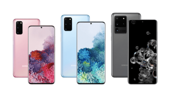 What's the most recent Samsung phone currently? [June 2020]