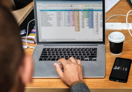 How you can calculate an ordinary error in Excel