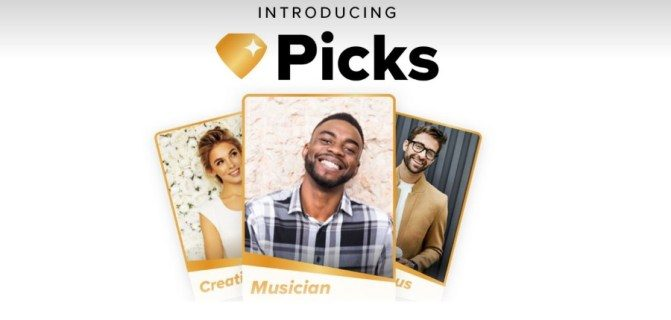 What are Tinder Top Picks?