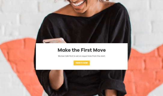 There are no video games in the Bumble application – what to do