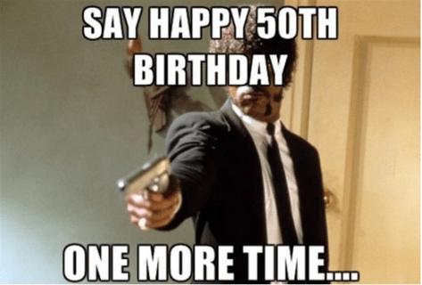 Finest satisfied birthday celebration memes