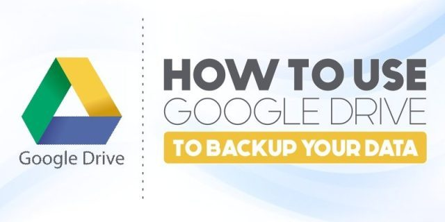 Exactly how to instantly support pictures to Google Drive