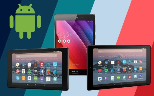 Ideal Low-cost Android Tablet Computers [August 2020]