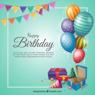 satisfied birthday celebration cards