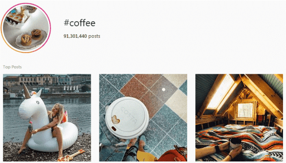 Finest coffee hashtags for the total coffee addict