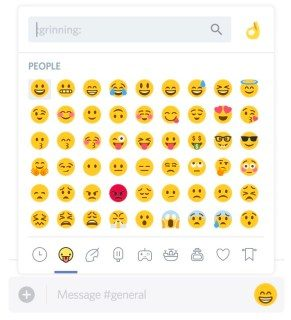 Exactly how to include emojis to Dissonance