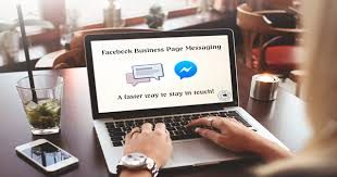 Find out how to ship a message from a Fb web page