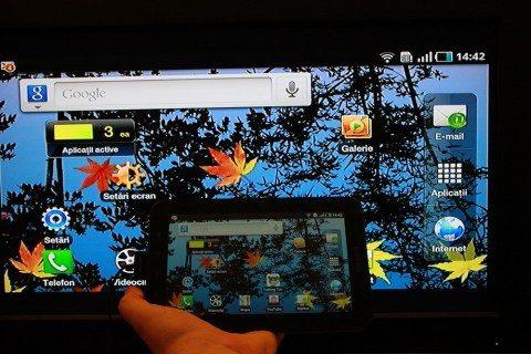 Galaxy Note 10.1 – Exactly how to mirror the display