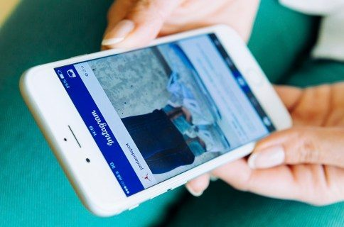 Just how to include a web link to a picture on Instagram