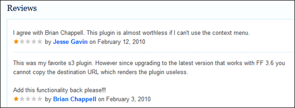 Just how simple is it to downgrade Firefox?