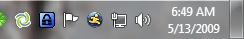 Show long days on the taskbar [Windows 7]