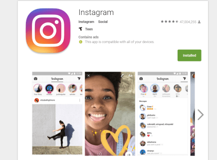 Just how to erase an Instagram account from your Android tool