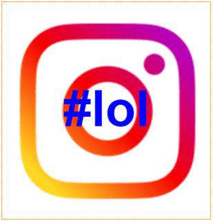 50 amusing Instagram hashtags