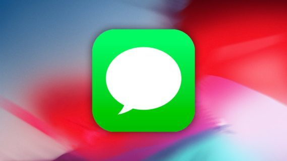 What took place to the discussion information in iphone 12 messages?