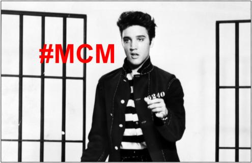 45 MCM hashtags for Instagram