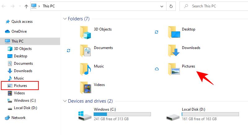 Screenshots not dealing with Windows 10? 8 adjustments