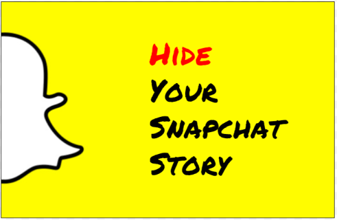 Exactly how to conceal your Snapchat tale