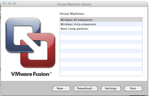 VMWare Combination – Need To Transform on Mac