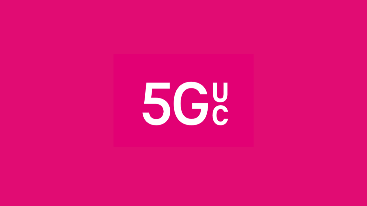 Definition of 5G UC on T-Mobile apple iphone? Does this suggest the greater rates of 5G?