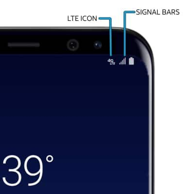 Galaxy S8 as well as Galaxy S8 And also: can not listen to phone calls (service)