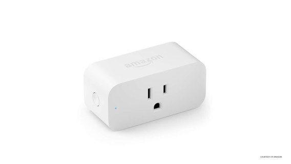 Do Amazon.com Smartplugs have a MAC address?