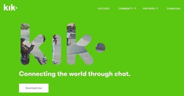 Alert Kik an additional customer when you take a screenshot?