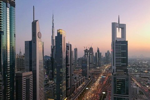Instagram inscriptions Dubai – gold city