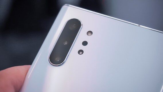 What to do if you neglected your Galaxy Note 10 password?