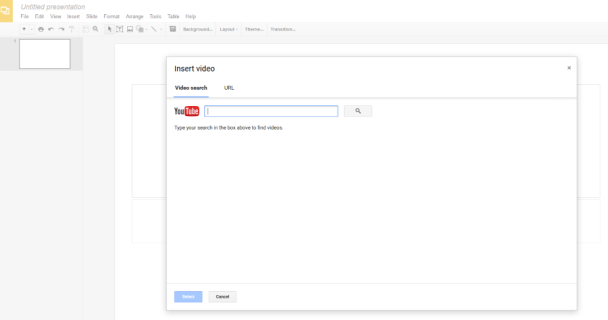 Just how to install YouTube video clips in Google Docs