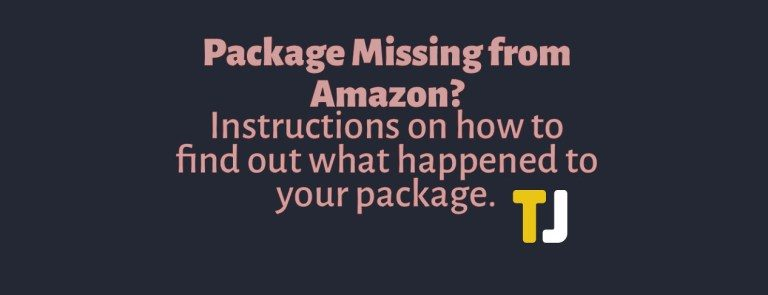 Just how to report an absent plan to Amazon.com