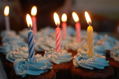 40 delighted birthday celebration Instagram subtitles