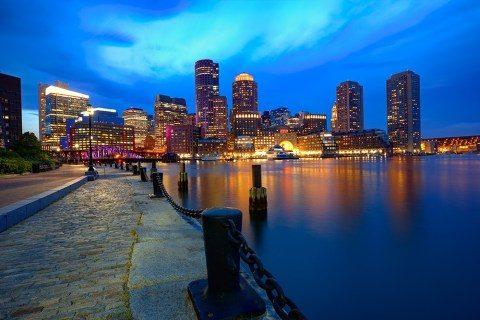 Boston Instagram Subtitle – City of Champions