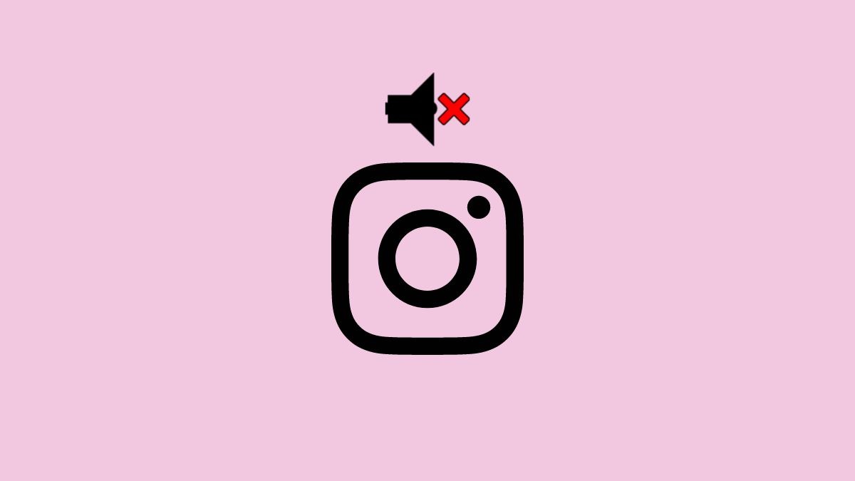 Instagram sound does not operate in tales? Exactly how to deal with
