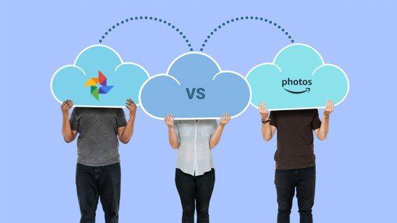 Google Photos vs Amazon.com Photos