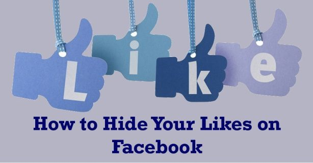 Just how to conceal Facebook suches as